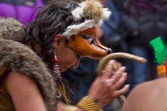 Acabo de compartir la foto de Ronald Alex Espinoza Marón que representa a: Danzantes de Zampoñistas
