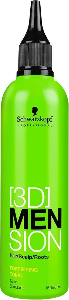 Schwarzkopf 16621700744 [3D] Mension Fortifying Tonic - 150ml-5oz >>> Read more  at the image link.