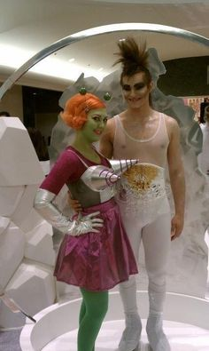 Alien costume�