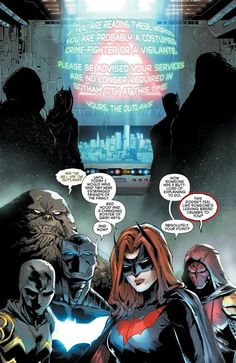 Red Hood and the Outlaws Rebirth #15