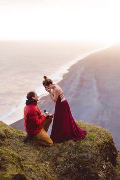 Best Ideas For Unfrogeattable And Romantic Marriage Proposal ❤ See more: http://www.weddingforward.com/marriage-proposal/ #weddings