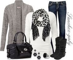 """Butterfly Scarf"" by sanchez-gaby on Polyvore"