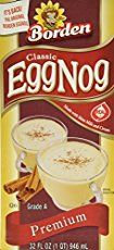 Vegan Eggnog, an Eggless Nog recipe that is Dairy Free, Healthy and Easy To Make. Perfect for the Holiday Season!