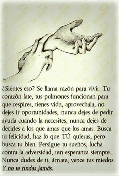 De tom - K Mary Rivera - Google+ Spanish Inspirational Quotes, Spanish Quotes, Rain Quotes, Poetry Quotes, Best Quotes, Love Quotes, Good Night Prayer, Poems About Life, Motivational Phrases