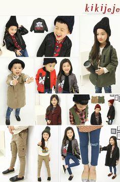 Kid's Pants / Skinny / Jeans / Baggy Pants [KIKIJEJE] 11Street #childrenwear #autumnstyle #koreanfashion