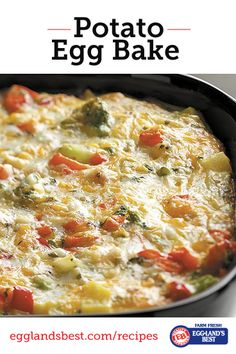 A great breakfast for any day of the week! #EBeggs #Breakfast #Recipe