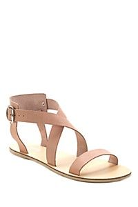 LEATHER SANDAL R119.99 Shop this online now at MRP.com