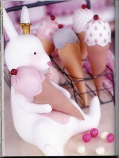 Free Pattern: Tilda Rabbit