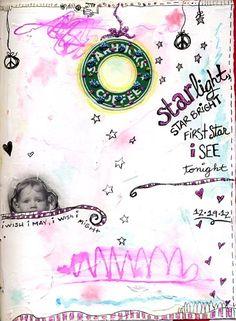 Starlight Star Bright. Twinkle Twinkle Little Star.  Dawn DeVries Sokol - D'Blogala