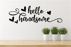 Wall Stickers Words, Name Wall Decals, Vinyl Wall Decals, Kitchen Wall Stickers, Wall Stickers Home Decor, Sticky Vinyl, Graffiti Painting, Vinyl Lettering, Textured Walls
