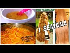 SHAMPOO Y LOCIÓN A LA CANELA para un crecimiento del cabello rápido y aclarar el cabello - YouTube