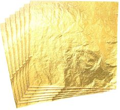 Gold Leaf sheets 10 sheets on base metal Union Jack, Feng Shui, Slime, Hobbies And Crafts, Arts And Crafts, Art Clay, Gold Sheets, Feuille D'or, Decor Crafts