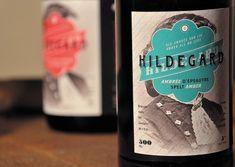 Boquébière. In love with this beer label design.