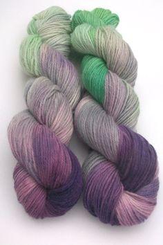 Kentucky Blue Fiber Co. - Hand Dyed Yarn - Annette Browning, Hand Dyer & Fiber Artist - Kentucky Blue Fiber Co.