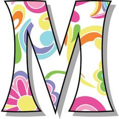 SGBlogosfera. María José Argüeso: HIPPIE Alphabet Letter Crafts, Alphabet Letters Design, Alphabet Templates, Alphabet And Numbers, Monogram Alphabet, Scrapbook Letters, Blog Backgrounds, Origami Paper Art, Printable Letters