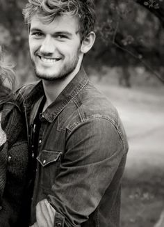 Alex Pettyfer--does he get any sexier!    He would if one of my friends didn't look just like him. ._.