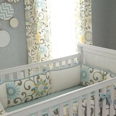 This is soo pretty for a babies room!