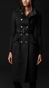 Wool and Cashmere Top Coat