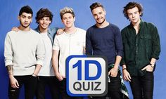 Trivia & Quiz: One Direction – Sing with English-Irish pop boy band!