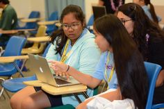 Tech Savvy is a daylong science, technology, engineering, and math (STEM) career conference designed to attract girls in sixth through ninth grade to these fields and to inform families about STEM education and careers. April 22, 2017; 8:30 AM – 4 PM at H