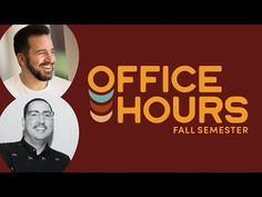 New video - Office Hours - Fall Curriculum with Andrew Hochradel & Nick Longo - Episode 5 on @YouTube Fall Semester, Hip Hop News, What's Trending, Episode 3, 2 In, Get Started, Curriculum, Student