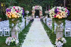 14 Wedding Ceremonies That Will Take Your Breath Away
