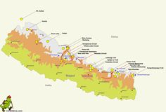 Nepal.gif (1250×850) Ancient Map, Nepal, Mustang, Cities, Asia, Traveling, Mustangs, Viajes, City