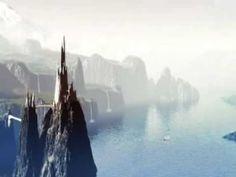 """Gregorian and Vangelis - """"Wish You Were Here"""" (Pink Floyd). Digital art images (fantasy) slides show."""