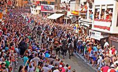 La Diputación abre una línea de ayudas para que las más de 30 fiestas declaradas de Interés Turístico atraigan a más turistas