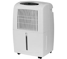 If muggy air in your indoor space is dampening your mood, this Perfect Aire dehumidifier is up for the task. The self-regulating comfort option keeps your environment as cozy as possible based on the temperature of the room. From Perfect Aire. Electronics Storage, Electronics Gadgets, Cord Organization, Dehumidifiers, Home Appliances, Indoor, Space, Qvc, Environment
