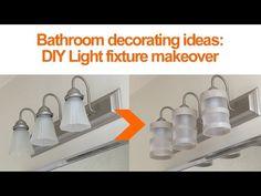 Diy Led Bathroom Lighting ahorra desconectando | ahorrando energía eléctrica | pinterest