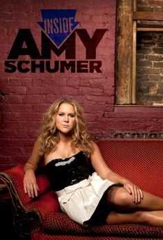 Comedy Central has renewed Inside Amy Schumer for a third season. The sketch comedy variety series wrapped Season 2 just last week. Inside Amy Schumer, Getting A Perm, Star Wars, Air Dry Hair, Bill Cosby, Types Of Curls, Comedy Tv, Permed Hairstyles, Celebs