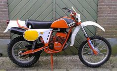 SWM GS440 - Vintage Enduro Motorcycles