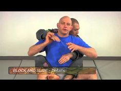 How to Escape the Rear Naked Choke - YouTube