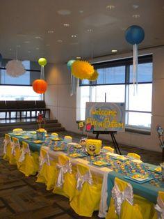 SpongeBob SquarePants Party  | CatchMyParty.com