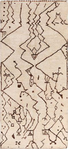Magnificent Tribal Vintage Moroccan Rug 49920 by Nazmiyal – Carpet Texture Hotel Carpet, Diy Carpet, Carpet Trends, Carpet Ideas, Patterned Carpet, Beige Carpet, Colored Highlights, Carpet Stairs, Carpet Colors