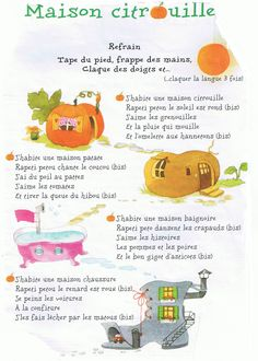la maternelle de laur ne la maison citrouille halloween automne pinterest french. Black Bedroom Furniture Sets. Home Design Ideas