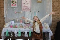 Leanne N's Birthday / Gypsy/Boho Dreamcatcher - Photo Gallery at Catch My Party Bunny Birthday, 14th Birthday, Girl Birthday, Birthday Ideas, Boho Dreamcatcher, Dreamcatchers, Slumber Parties, Birthday Parties, Boho Themed Party
