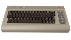 After the Vic 20 came this, the Commodore 64.  This was my first upgrade.  And I've been upgrading ever since.