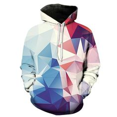 Boys Freestyle Crew Tie Dye Hoody Jumper Hooded Sweater Top 4 to 6 Years