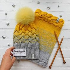 Likes, 59 Comments - Вяз Baby Hats Knitting, Knitting Yarn, Knitted Hats, Knitting Patterns, Crochet Girls, Knit Crochet, Crochet Hats, Knit Beanie Hat, Projects
