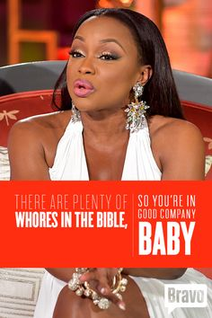 You can never accuse Phaedra Parks of being subtle. Read on for more of the best burns from the Season 7 Reunion of 'The Real Housewives of Atlanta.'