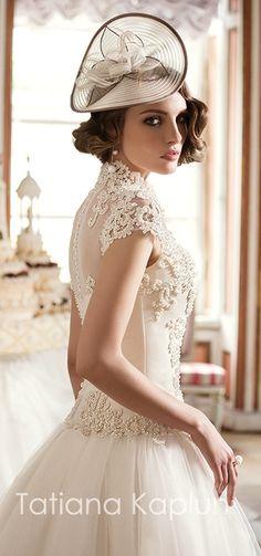 Tatiana Kaplun Bridal collection
