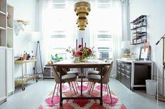 我們看到了。我們是生活@家。: 婚禮規劃公司Firefly Events,位在紐約的辦公室!