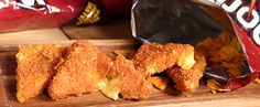 Take the County Fair Home With Cheese-Stuffed Doritos