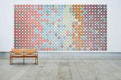 isolatiemateriaal als design en akoestisch product; Form Us With Love, product: BAUX