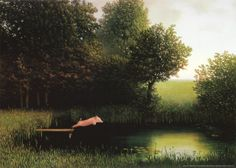 One of my favorite prints of all time Kohler's Pig Posters by Michael Sowa at AllPosters.com