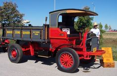 1926 Autocar Dump Truck