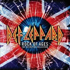 Def Leppard will forever be my favorite 80's band. haha