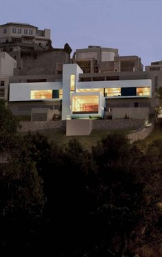House in Las Casurinas © Architect Javier Artadi  #architecture #peru #lima
